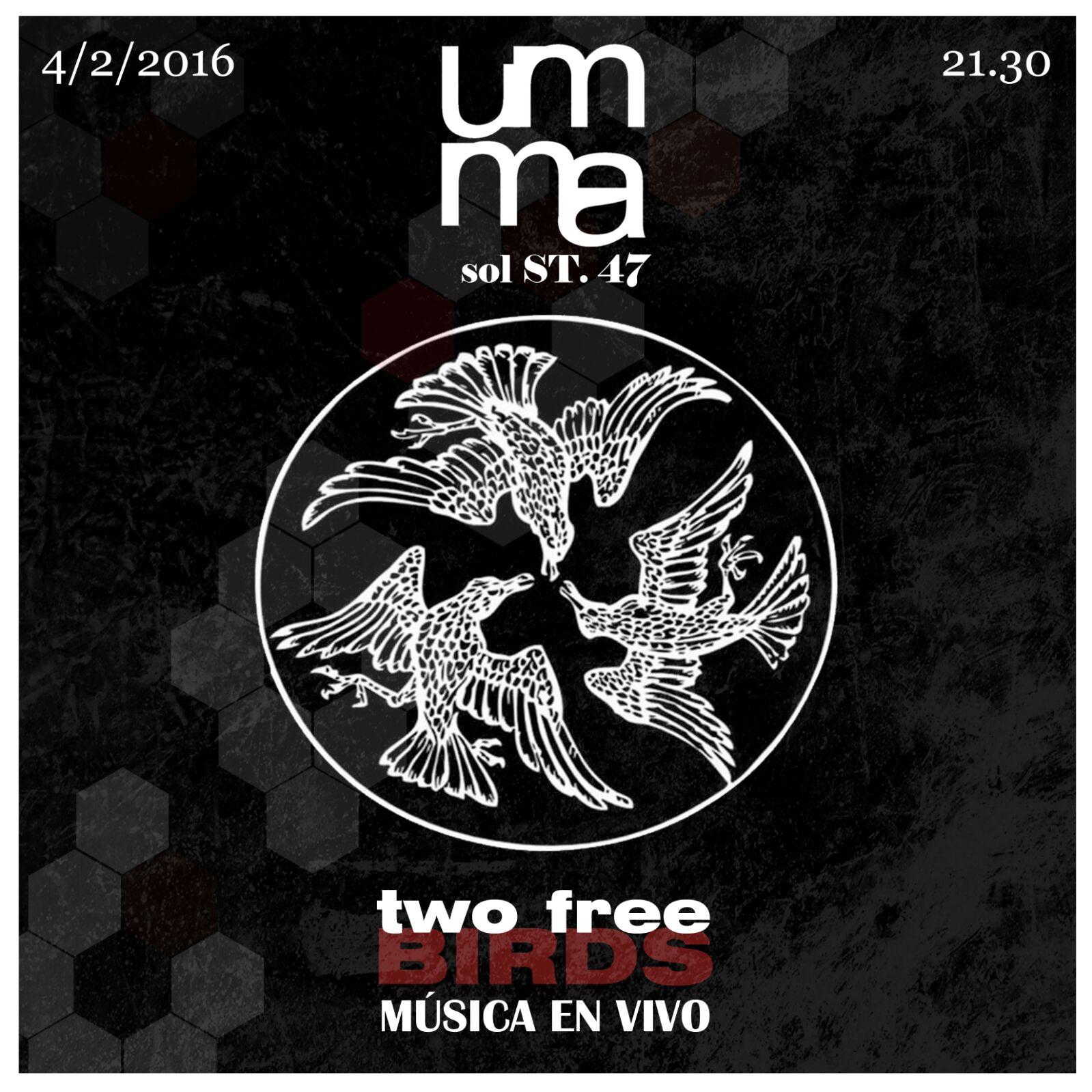 Cada jueves en el restaurante UMMA hay música en directo.