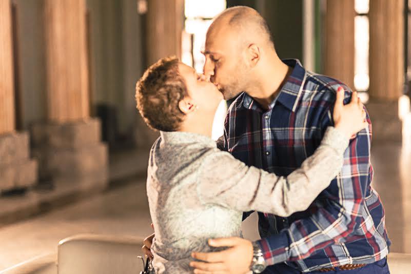 El libro aborda la convivencia con la enfermedad en pareja