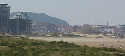 Zona en la que el Ayuntamiento cedió una parcela a la empresa, origen de la deuda actual