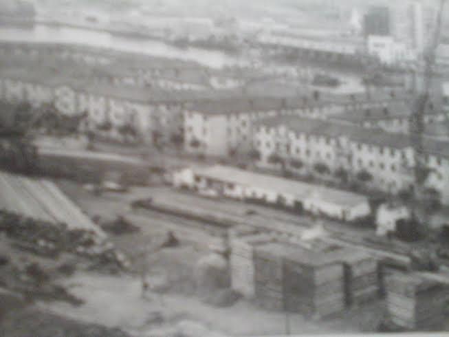 Construcción del Barrio Pesquero