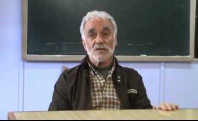 Miguel González Sugasaga este miércoles en La Vorágine. (Foto: Centro Quima).