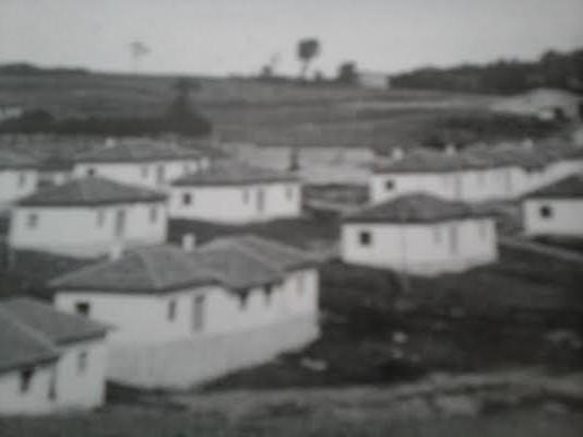 Poblado en Campogiro