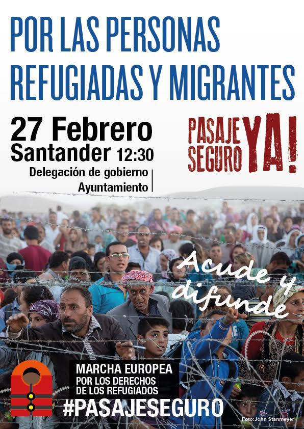 cartel-marcha-europea-refugiados