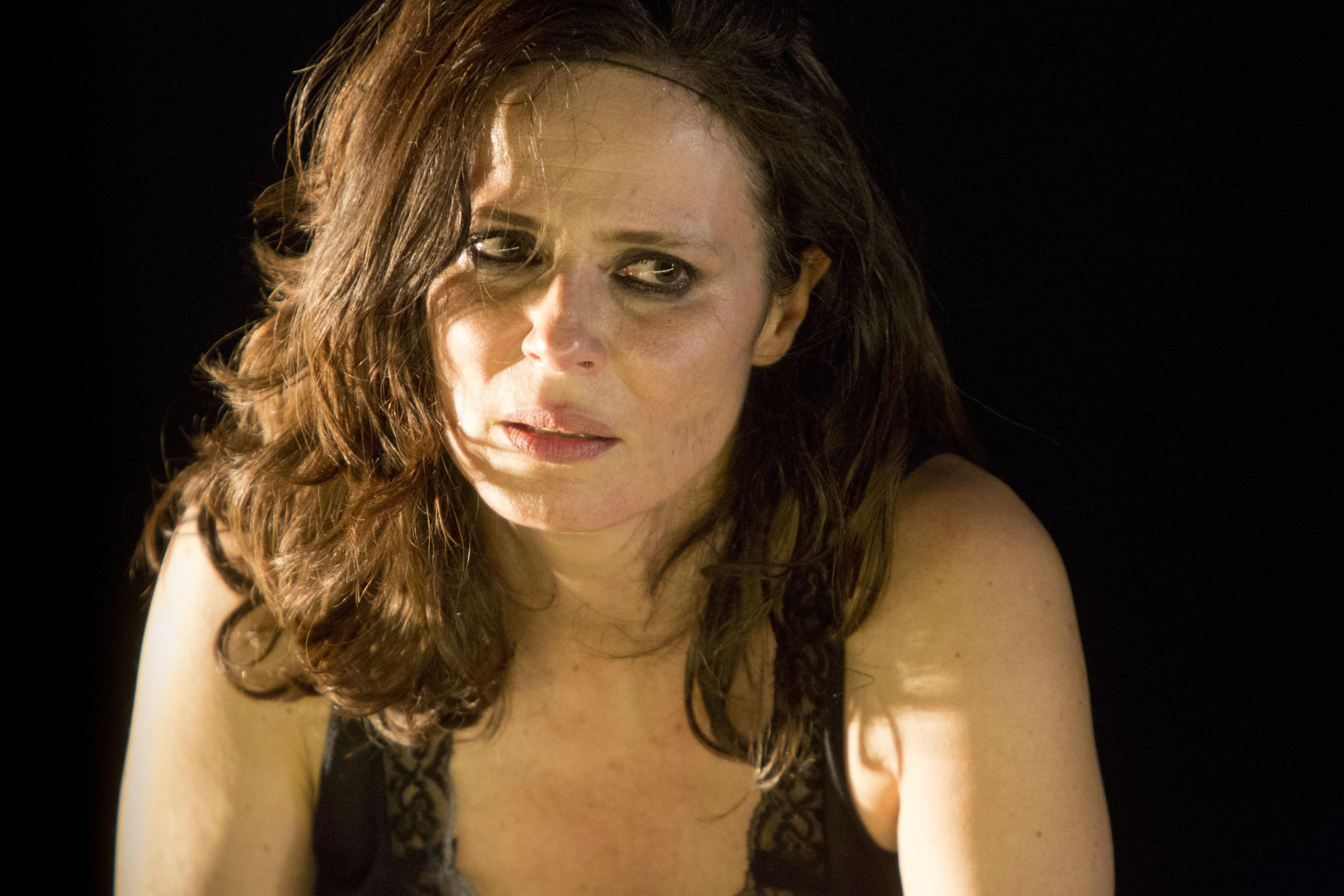 Aitana Sánchez-Gijón interpreta a Medea en esta versión de la obra.