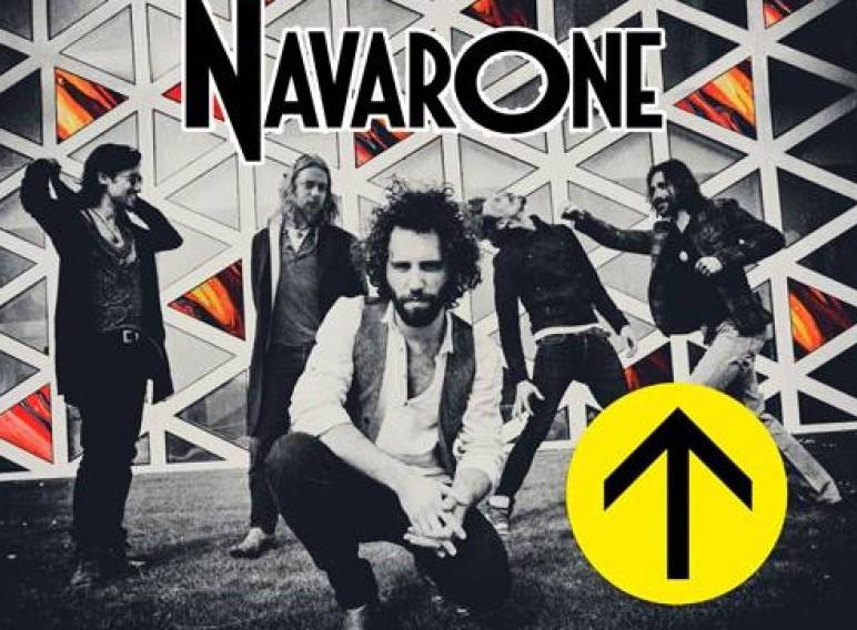 El grupo Navarone actuará en la Sala Niágara.