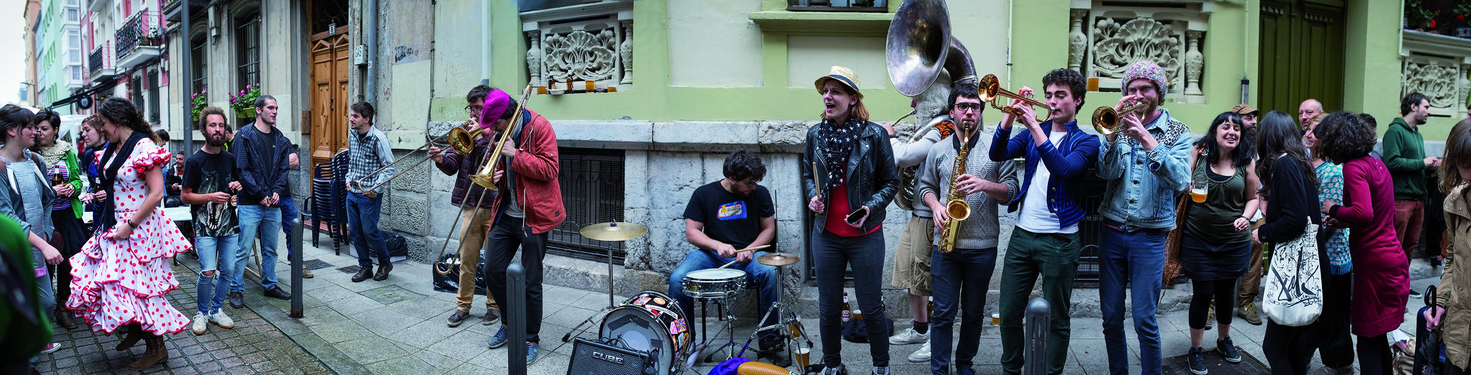 Fiestas de Sol Cultual (Foto: Javier Vila)