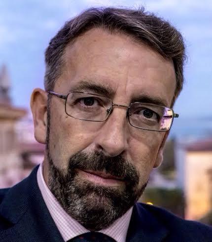 El abogado Javier Noriega