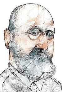 Retrato de Leonardo Torres Quevedo.