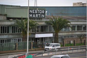Ecomasa-Nestor Martin, la empresa que cerró llevándose la indemnización de sus trabajadores.