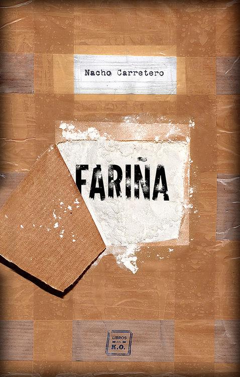 Portada del libro 'Fariña', que pronto se convertirá en una serie de televisión.