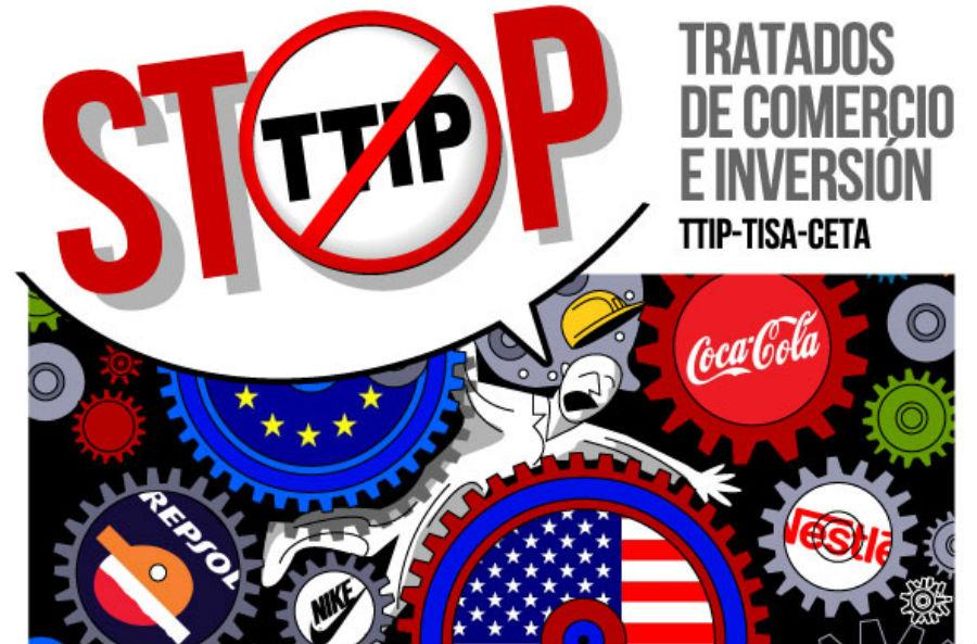 TTIP: una pesadilla hecha realidad