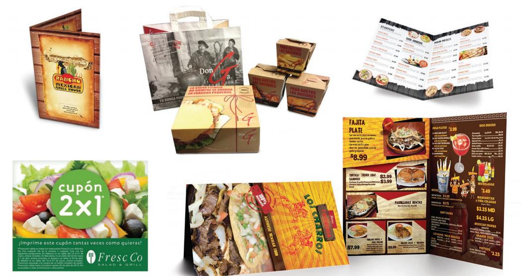 El trabajo de Oniru abarca también el diseño de cartas y otros elementos