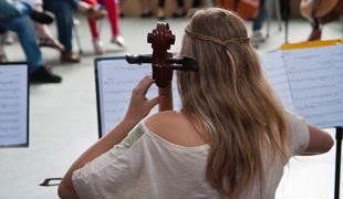 Clases de música en el Conservatorio