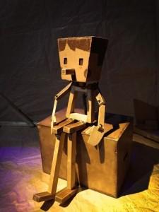 Pinoccio, el niño de madera que aprendió a ser de verdad.