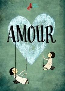 Amour es un espectáculo para toda la familia.