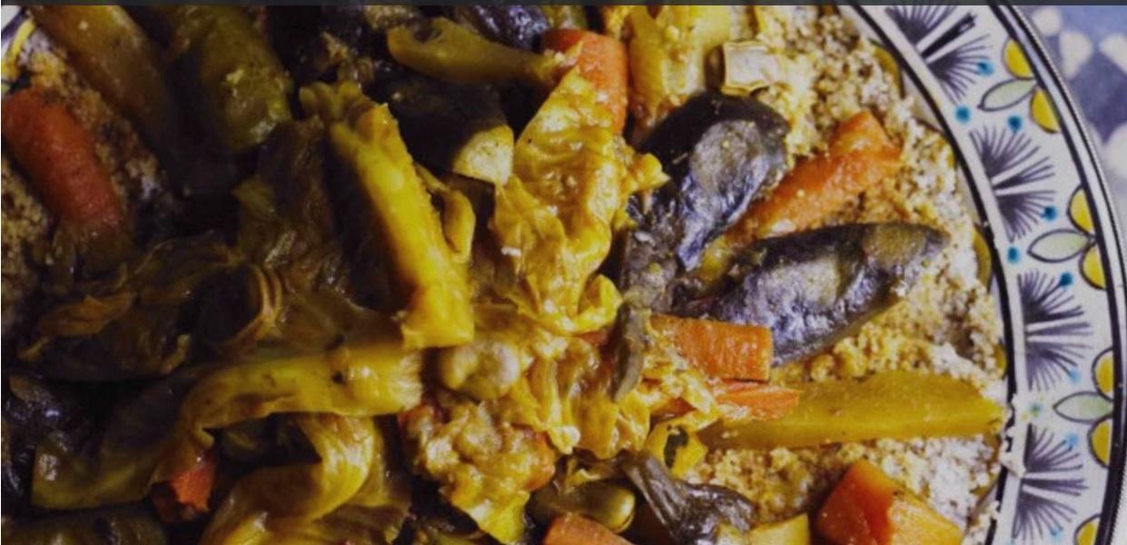 Los secretos de la deliciosa comida e Marraketch y sus alrededores en una clase sin salir de Santander.