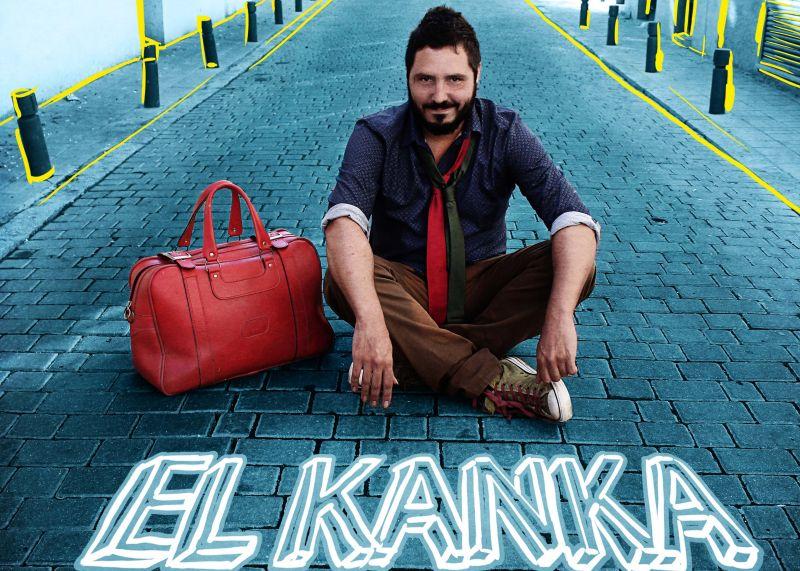 El viernes El Kanka actuará en El Café de Noa.