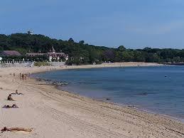 La playa de La Magdalena