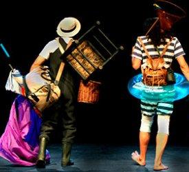 'Vientos de Mar', de Higiénico Papel Teatro.