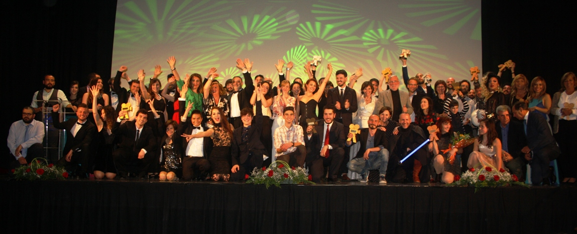 Foto de familia de Piélagos en Corto