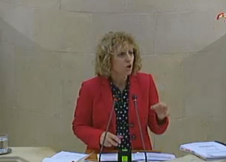 Eva Díaz Tezanos.