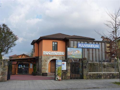 El Fluviarium de Liérganes.