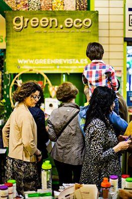 GreenEco organizó la feria Biotierruca