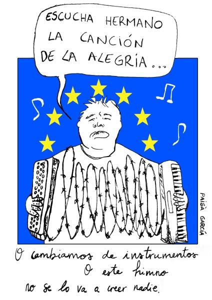 Himno Europa