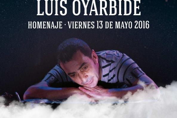Luis Oyarbide.