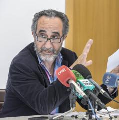 Salvador Blanco, consejero delegado de SODERCAN, una de las asignaturas pendientes del Gobierno.
