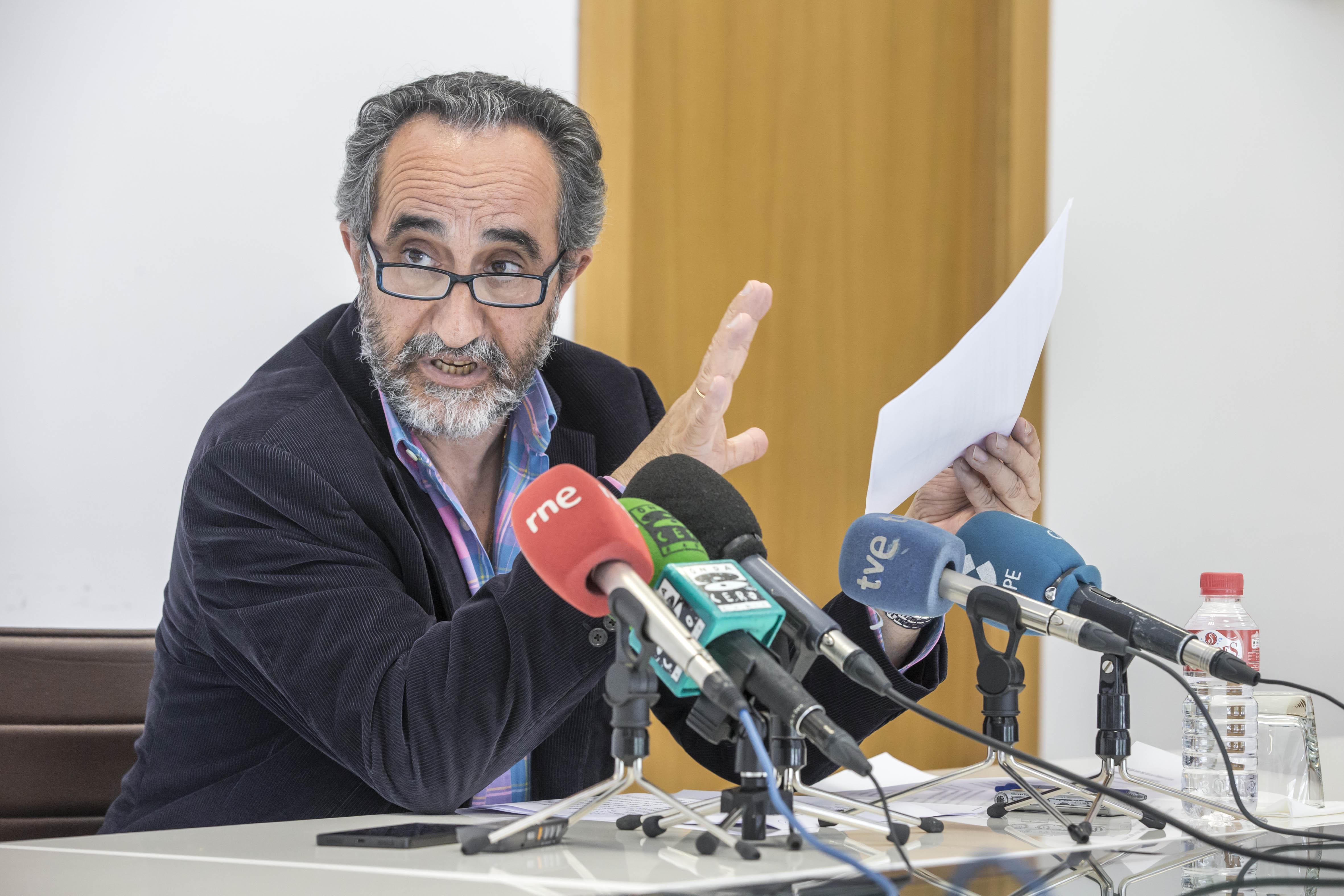 Salvador Blanco, consejero delegado de SODERCAN.