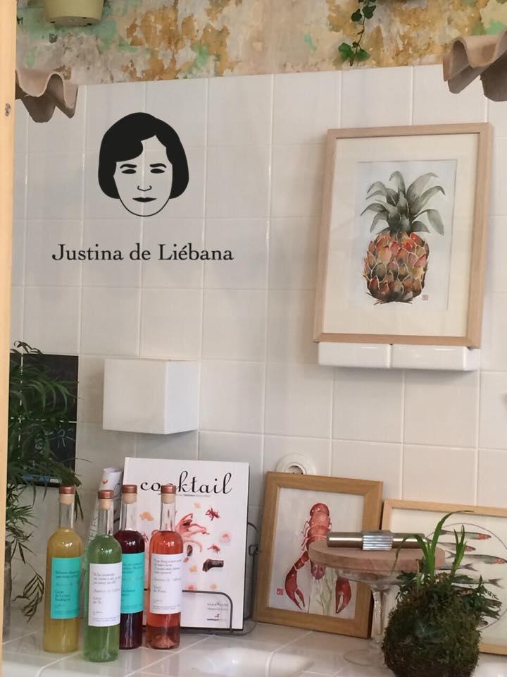 La nueva vida de Justina