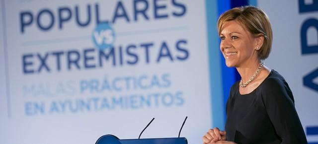 """El PP está apelando al voto moderado frente al """"radical"""""""