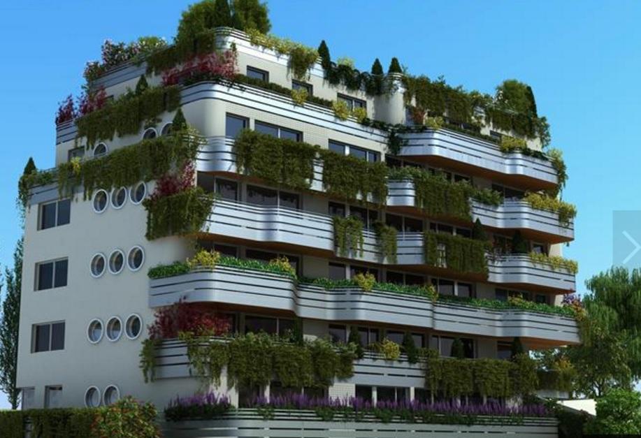 """""""Las Azaleas"""" es el próximo edificio que se levantará en su lugar."""