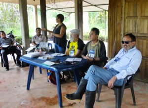 El conflicto colombiano a debate en La Vorágine