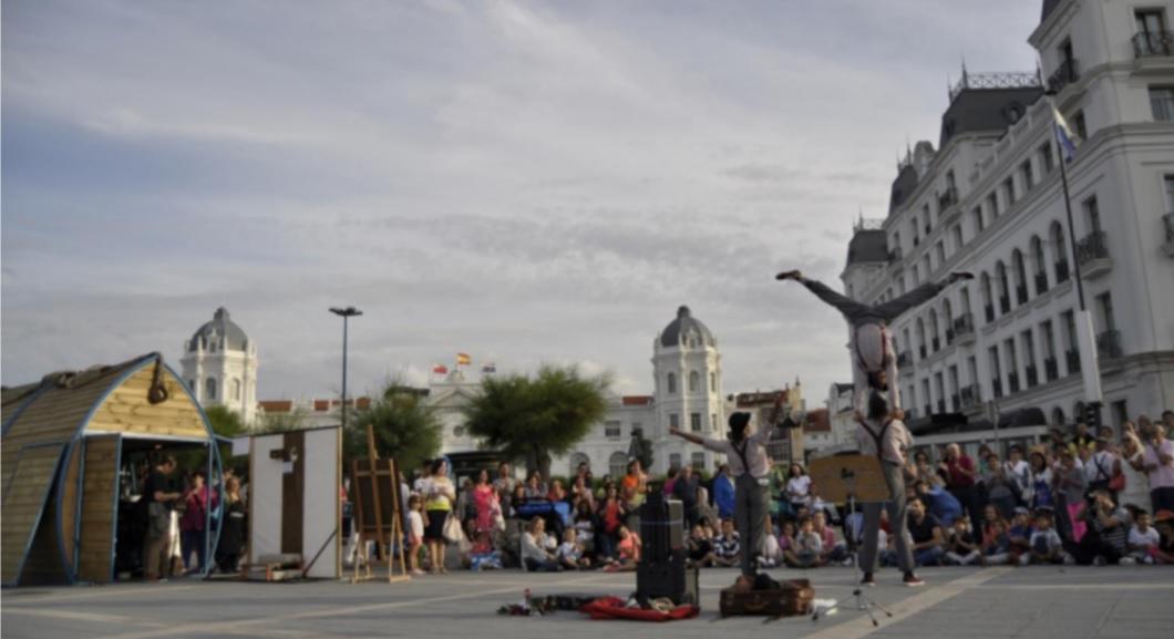 El semillero de artistas Espacio Sardinero ofrecerá actuaciones y demostraciones durante los primeros 10 días de julio.