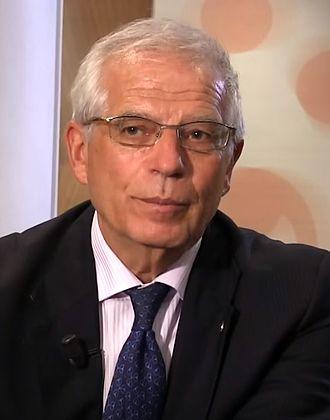 Josep Borrell, expresidente del Parlamento Europeo estará este jueves en Santander.