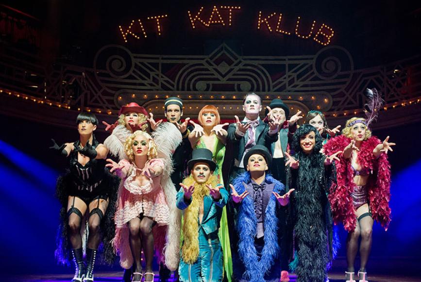 El Cabaret se formará en el Palacio de Festivales en esta nueva temporada.
