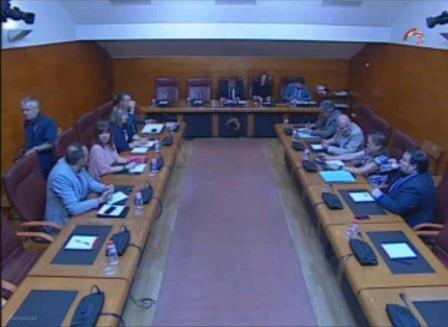 La comisión de Ecomasa se formó durante el mes de julio y hasta septiembre no ha llegado la documentación a los grupos.