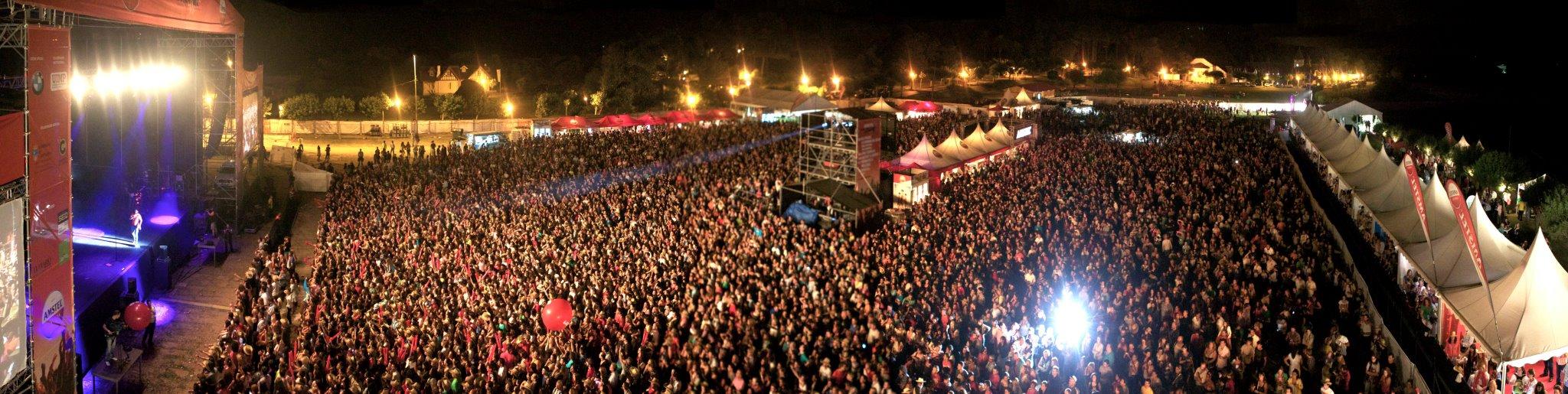 Los conciertos de Música en Grande en la Campa de la Magdalena son uno de los platos fuertes del verano.