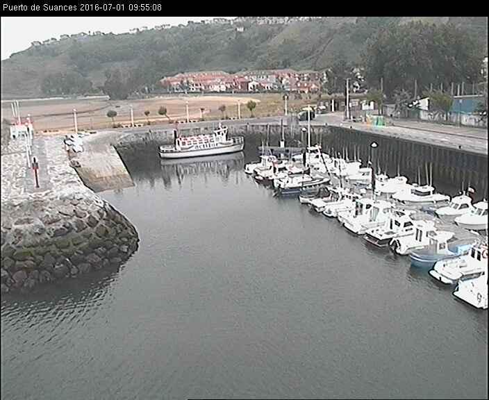 El puerto de Suances, una de las promesas incumplidas de Revilla. Foto: Gobierno de Cantabria.