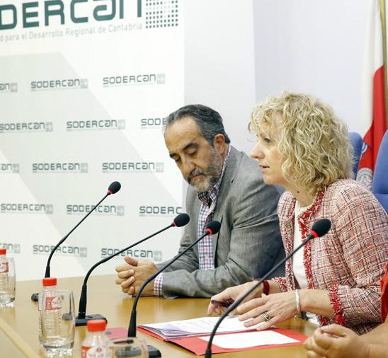 Salvador Blanco y Eva Díaz Tezanos