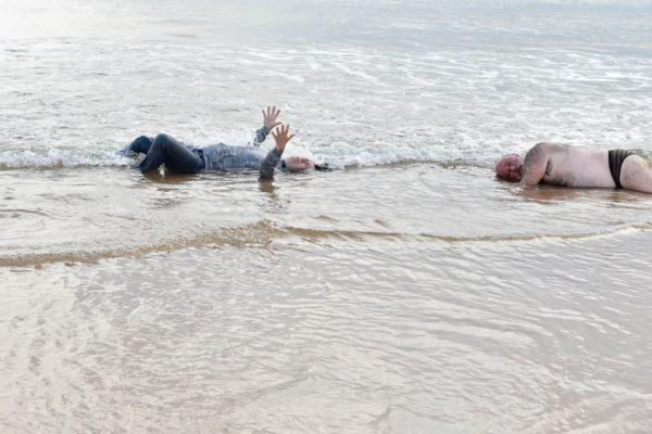 Porque lo que el Mar nos trae eres tú, somos Nosotros
