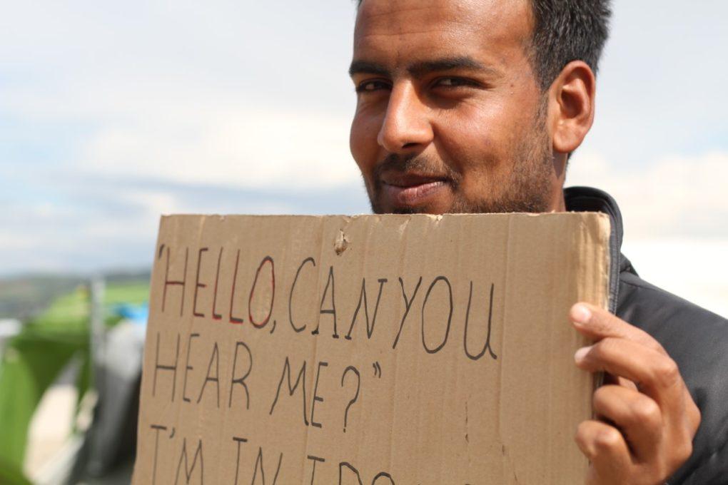 El drama de los refugiados sigue agravándose con el paso del tiempo.