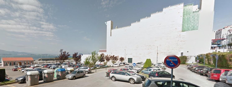El aparcamiento del Palacio de Festivales desaparecerá para albergar un nuevo edificio para el MUPAC.