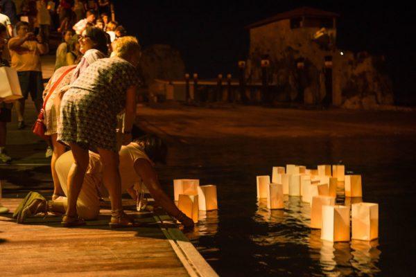 """""""Aylan y los ángeles del agua"""" realizado en Castro Urdiales"""