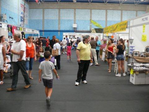 Feria del Stock de Astillero (Imagen de archivo): Ayto de El Astillero.