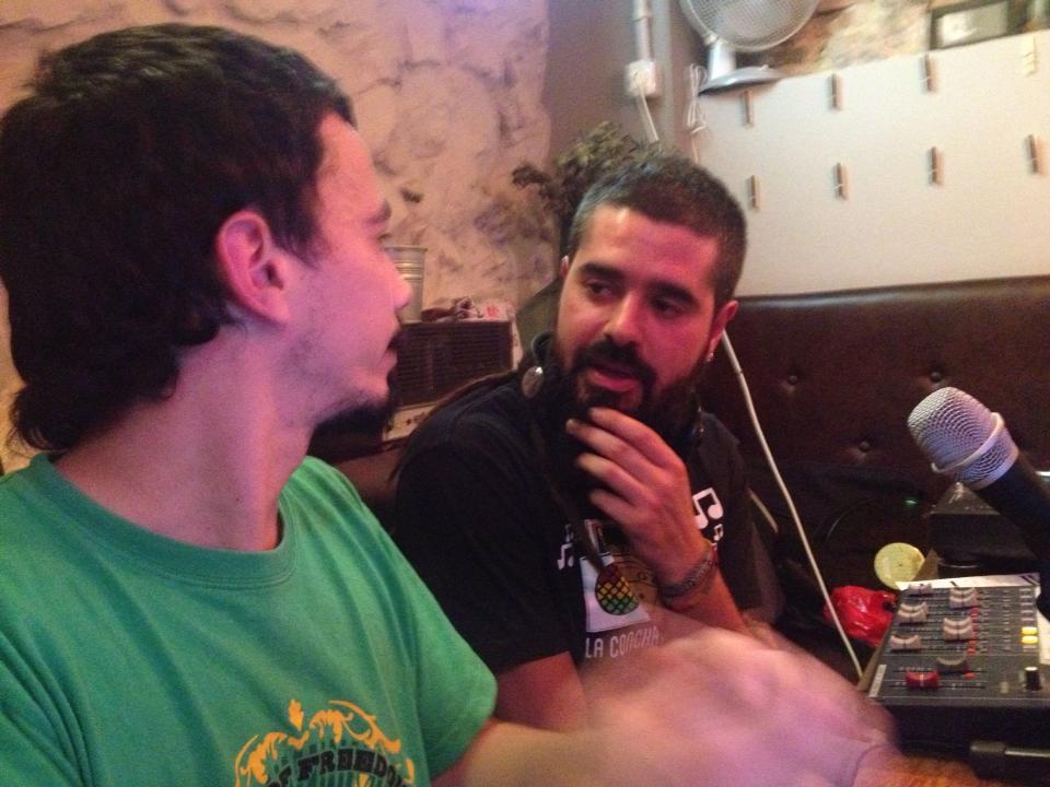 Los impulsores de La Concha Reggae Radio
