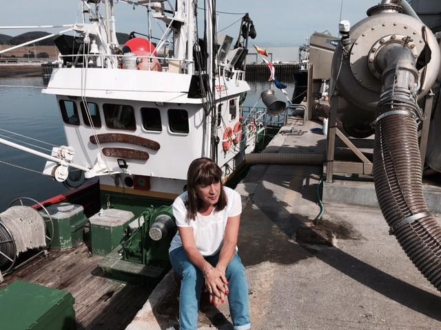 La mar, las mujeres y Santoña