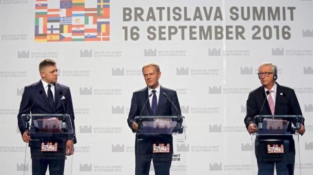 Imagen de la Cumbe de Bratislava